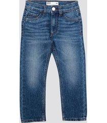 regular simon jeans - mellanblå