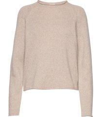 dahlia sweater gebreide trui beige filippa k