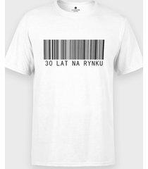 koszulka 30 lat na rynku