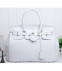 fashion women handbags large leather shoulder bags mxed color h411-8
