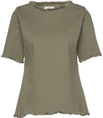 eli top an t-shirts & tops short-sleeved groen iben