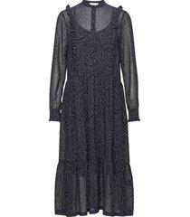 dress ls dresses everyday dresses blauw rosemunde