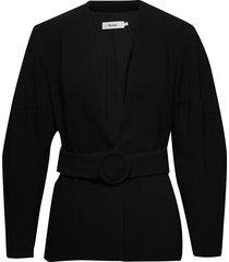 botan jacket blazer colbert zwart stylein