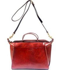 old trend gypsy soul leather satchel bag
