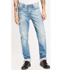jeans slim fit koaj - azul