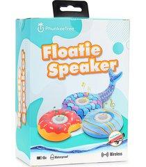 phunkee tree floatie ipx67 waterproof bluetooth speaker - blue multicolor