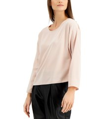 alfani flared-sleeve top, created for macy's