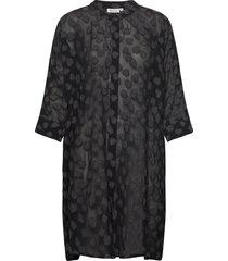iosetta korte jurk zwart masai