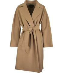 max mara tanga wool coat with belt