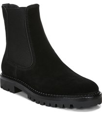 women's vince carmine bootie, size 11 m - black