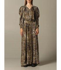 zadig & voltaire dress zadig & voltaire animal print dress