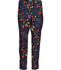 abril nica pant pantalon met rechte pijpen multi/patroon inwear