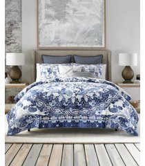 tommy hilfiger bohemian beach 2-pc. twin comforter set bedding