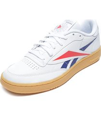 zapatilla club c 85 mu blanco reebok