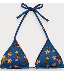 scotch & soda omkeerbare bikinitop