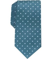 club room men's classic dot tie, created for macy's