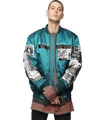 chaqueta j tamie jacket 5id multicolor diesel