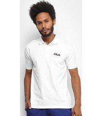 camisa polo fila select masculina
