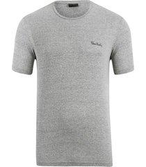 camiseta cinza mesclada