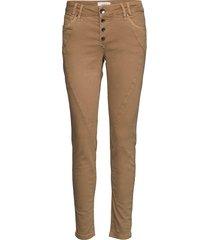 pzrosita pant skinny jeans beige pulz jeans