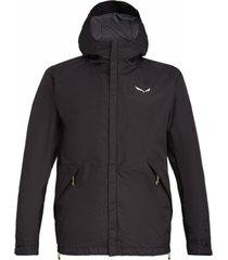 chaqueta impermeable puez ptx 2l m jacket salewa