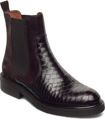 boots 3520 shoes chelsea boots brun billi bi