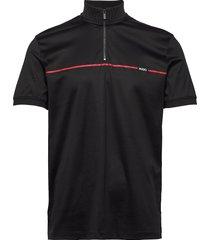 daxham t-shirts short-sleeved svart hugo