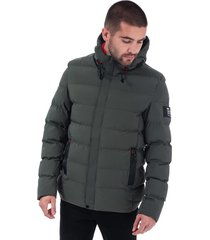 mens kampleys quilted jacket