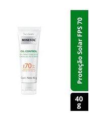 protetor solar neostrata minesol oil control fps 70 40g incolor