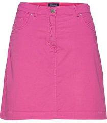 classic skort kort kjol rosa sebago