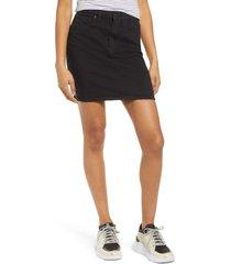 women's hudson jeans lulu skirt