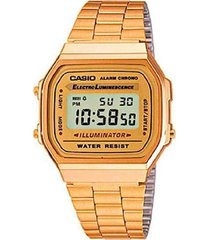 reloj casio retro digital unisex
