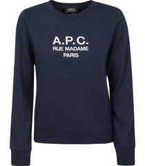 a.p.c. tina sweatshirt