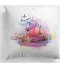 poduszka bicycle