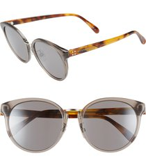 women's givenchy 55mm special fit gradient sunglasses -