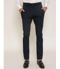 pantalón azul garçon garcía gregory