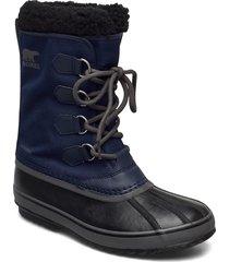1964 pac™ nylon shoes boots winter boots blå sorel
