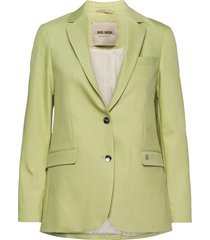 mary night blazer blazers casual blazers grön mos mosh