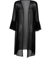 blus alba moda svart
