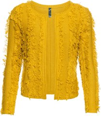 cardigan (giallo) - rainbow