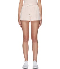 florencia' drawstring shorts
