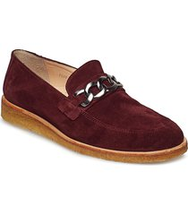 loafer - flat loafers låga skor röd angulus