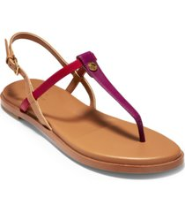 cole haan women's flora thong sandals