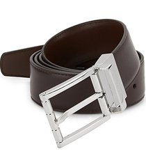 astor adjustable and reversible leather belt