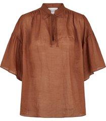 aida ss blouse patina