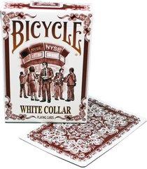 cartas bicycle collar white blanco trabajo baraja business.