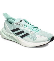 x9000l3 w shoes sport shoes running shoes grön adidas performance