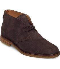 clarkdale dbt desert boots snörskor brun clarks