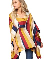 túnica multicolor valdivia madrid