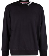 thom browne mock neck sweatshirt